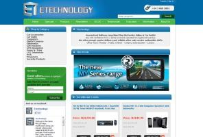 Etechnology - Electronics Online - Car Audio - Computer Parts