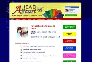 Ahead Start Tuition - Maths Tuition, English Tuition, Science Tuition and Commerce Tuition
