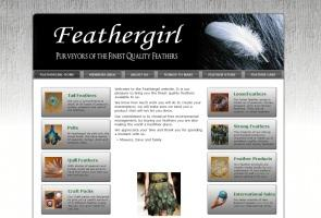 Feathergirl Quality Feathers