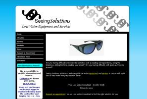 Seeing Solutions - Low Vision Equipment and Services