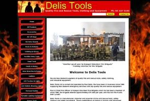 Delis Tools - Quality Fire and Rescue Tools, Clothing and Equipment